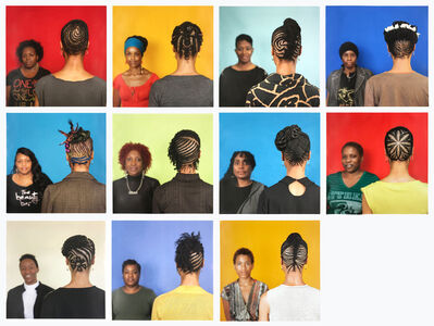 Sonya Clark, 'Hair Craft Project', 2014