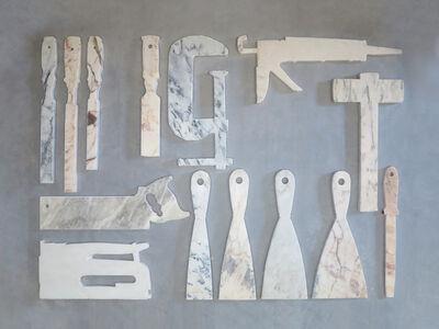 Isaque Pinheiro, 'Papel de parede #2', 2013