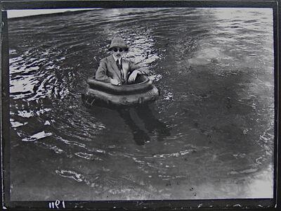 Jacques Henri Lartigue, 'Zissou, Rouzat', 1911