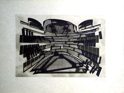 Guillermo Kuitca, 'Double Teatro', 1997