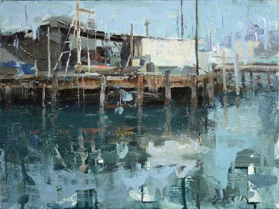 Jacob Dhein, 'San Francisco Piers', 2015