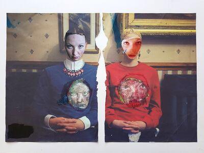 Tamara Muller, 'Distraction / Symbiotic XIII', 2018