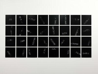 Robert Barry, 'Art Lovers', 2006