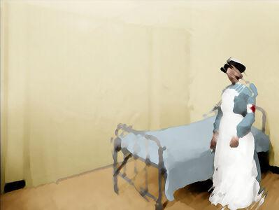 Malekeh Nayiny, 'Yellow Room', 2010