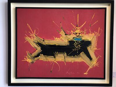 Georges Mathieu, 'Sarges', 1970