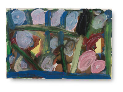 Gillian Ayres, 'Untitled 无题', 1990-1991