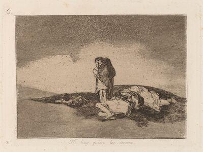 Francisco de Goya, 'No Hay Quien Los Socorra (Nobody Can Help Them)', ca. 1812