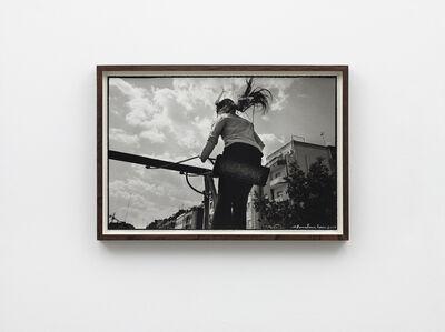 Ed Templeton, 'Barcelona, 2004 (Girl on swing)', 2019