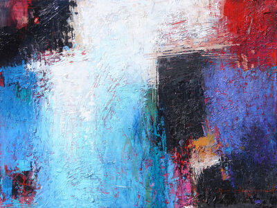 "Max Hammond, '""Preoccupied""', 2018"
