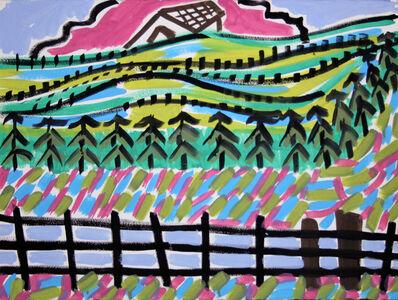 Damon Freed, 'Paper Landscape #11', 2016