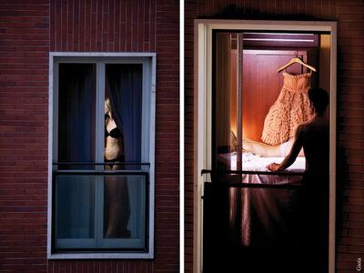 Malena Mazza, 'HOTEL', 2007