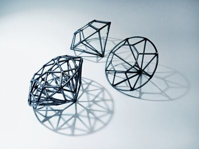 Yumie Kusuda, 'Brilliant Diamond', 2021