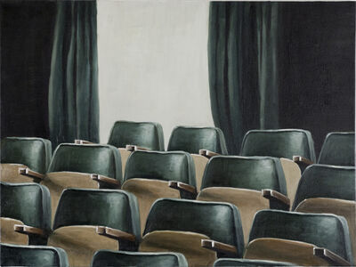 Hooper Turner, 'The Empty Theater ', 2017