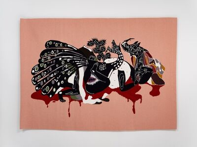Rivane Neuenschwander, 'Trópicos malditos, gozosos e devotos 07 (Tropics: Damned, Orgasmic and Devoted 07)', 2020