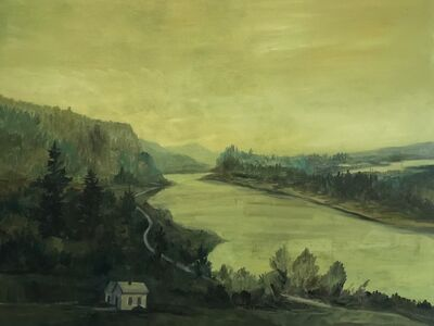 Tom Judd, 'Green Landscape', 2019