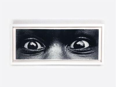 JR, 'Untitled (eyes)', 2008