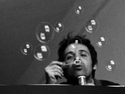 Géza Perneczky, 'Art Bubbles', 1972