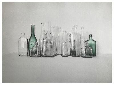 Edra Soto, 'Open 24 Hours: 1-1-17, UV Vodka, Hennessy, Patron, 1800 Reposado, Miller, Colt 45, New Amsterdam, Paul Masson,', 2017