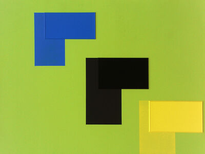 Jonathan Forrest, 'Lime Hop', 2005