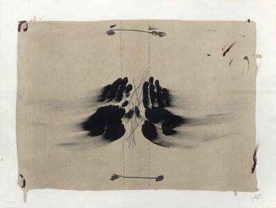 Antoni Tàpies, 'Nocturno Matinal', 1970