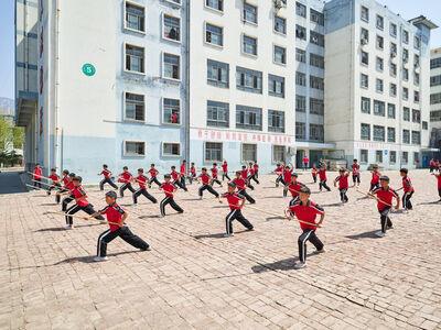 Ruben Terlou, 'Red Army School #2', 2017