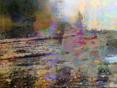 Sarah Nind, 'Broken Landscapes Stagnant 1', 2012