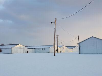 Josef Hoflehner, 'Cold Storage, Vermilion, Ohio', 2015