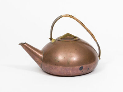 Carl Auböck, 'Copper Teapot', ca. 1950