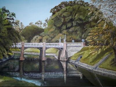 Juan J. Franchi, 'Prado Puente de Buschental', 2019