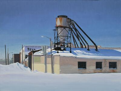 Stephen Magsig, 'Sunlit Hopper', 2014