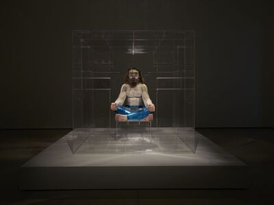 David Altmejd, 'The Vibrating Man: The Fractured Prism', 2019