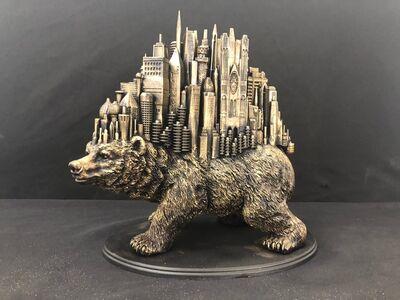 Anti, 'Bear One ', 2018