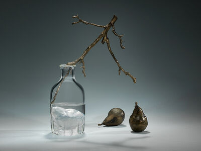 Joanna Manousis, 'Bottled Pear No. 4', 2018