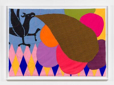 Yinka Shonibare CBE, 'Creatures of the Mappa-Mundi - Griffin', 2018-2019