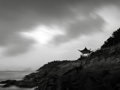 Peter Steinhauer, 'Approaching Clouds, Lamma, Hong Kong - 2008', 2008