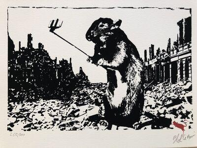 Blek le Rat, 'After The Apocalypse ', 2017