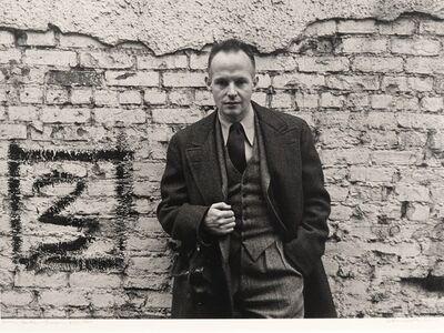 Arnold Newman, 'H.C. Bresson', 1947