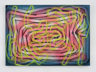 Eddie Peake, 'Vortex', 2017