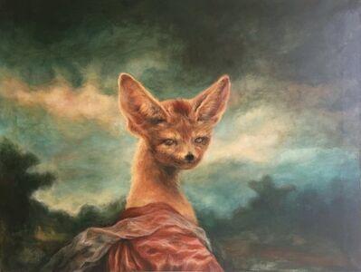 Agnes Gazdag, 'Sivatagiroka Fennec', 2016