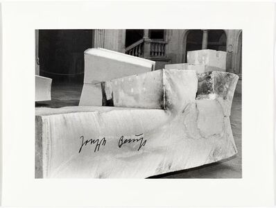 Joseph Beuys, 'Output', 1978