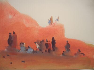 Paul Resika, 'Beach Picnic', 1996