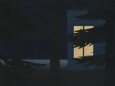 Emily Pettigrew, 'Night House', 2018