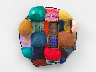 Brian Belott, 'Tondo Puff', 2019