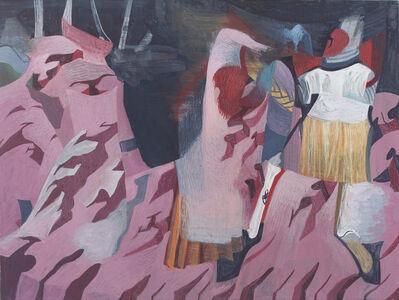 Nora Sturges, 'Crags', 2018