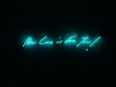 Tracey Emin, 'Now Love is For You', 2013