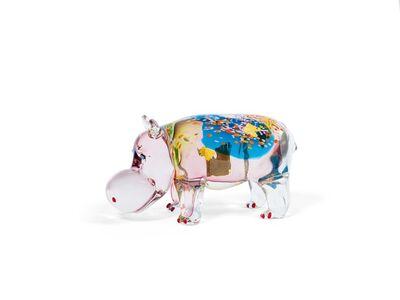 Rosemarie Benedikt, 'Soft Hippo', 2018