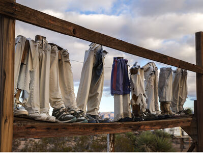 Noah Purifoy, 'From the Point of View of the Little People', 1994