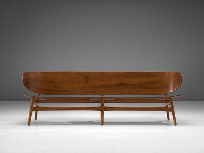 Hans Jørgensen Wegner, 'Rare 'FH 1935-1934' Four-Seat Sofa Bench', circa 1950
