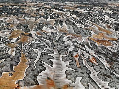 Edward Burtynsky, 'Dryland Farming #9, Monegros County, Aragon, Spain', 2011