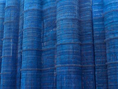 Peter Steinhauer, 'Blue Cocoon #1, Hong Kong - 2008', 2008
